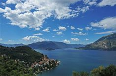 Breathtaking Como Lake in northern Italy, Lombardy #holiday #travel #vacasol