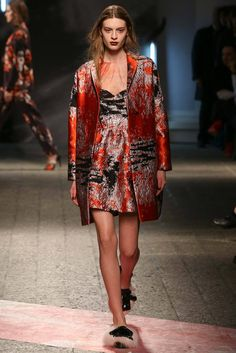 MSGM Fall 2014 Ready-to-Wear - Collection - Gallery - Style.com