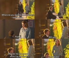 Jim and Pam...Forever my favorite couple of all time. <3