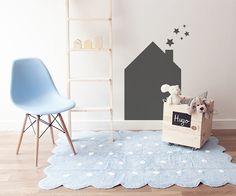 Decorar las paredes infantiles de una manera divertida | Kenay Home