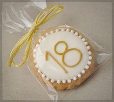 18th birthday celebration #18 #birthday #cookies
