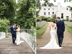 Morden Hall London Wedding Photo