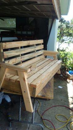 6foot bench