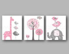 81 Meilleures Images Du Tableau Deco Chambre Fille Grise Rose
