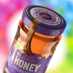 Today in knowledge regarding the packaging design process is not restricted up to designers or creative agencies. Even customers should be aware of practical reality of packaging process. Honey Jar Labels, Honey Label, Packaging Inspiration, Honey Packaging, Food Packaging Design, Packaging Ideas, Jar Packaging, Pots, Branding Agency