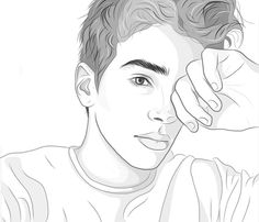 Guy Sketches Tumblr Www Picturesso Com