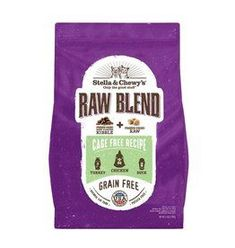 Stella & Chewy's Stella & Chewy's Raw Blend Cat Kibble | Cage Free Recipe 2.5 lb Raw Chicken, Turkey Chicken, Chicken Gizzards, Natural Pet Food, Organic Fruits And Vegetables, Dry Cat Food, Animal Nutrition, No Carb Diets