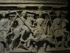 marble tomb Antakya