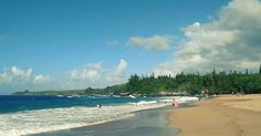 DT Fleming Beach Park - One of the Most Beautiful Beaches in Maui, Hawaii
