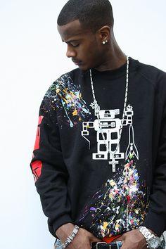 RH in Visual Artistic Garments jumper