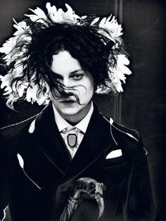 jack white, interview magazine
