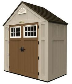 Garden And Storage Sheds 139956 Suncast Base Cabinet It Now Only 129 08 On Ebay Pinterest Gardens