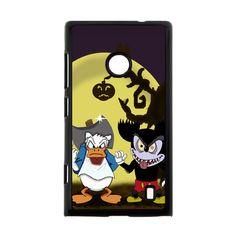 Halloween Mickey Donald Duck Case for Nokia Lumia 520