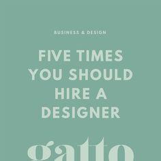 Hire A Designer   Branding & Website Design   Creative Business   Small Biz