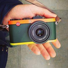 Facehunter's Paul Smith Leica