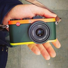 Facehunter's Paul Smith Leica