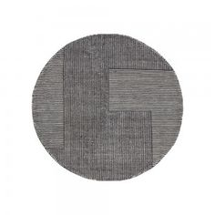 Tom Dixon Stripe Round Rug