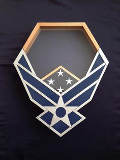 Visit our Facebook page at www.facebook.com/FullMedalJacket for a coupon code for 5% off your Etsy order!! This is our popular Air Force Falcon