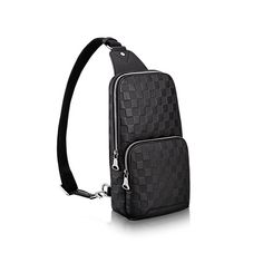 Avenue Sling Bag Piel Damier Infini Hombre Bolsos para Hombre | LOUIS VUITTON