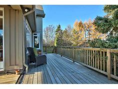 Deck Carlisle Homes, Luxury Real Estate, Ontario, Acre, Deck, Canada, Outdoor Decor, Home Decor, Decoration Home