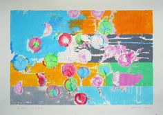 "Saatchi Art Artist Andy Shaw; Painting, ""Atom Smasher"" #art"