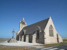 La Chapelle Notre-Dame de la Joie ,Penmarch, Finistère