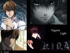 Light Yagami love