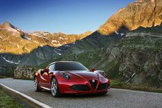 2014 Alfa Romeo May Come To Maserati Dealers After All Dodge Viper, Dodge Challenger, Camaro Zl1, Chevrolet Corvette, Alfa 4c, Alfa Romeo 4c, Alfa Romeo Cars, Dodge Charger Srt, Bentley Continental Gt