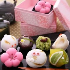 Japanese sweets :)
