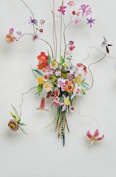 Flower constructions
