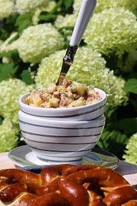 Gmundner Keramik  - Design Graugeflammt - Handbemaltes Geschirr - 100% aus Österreich Keramik Design, Pure Products, Grey, Hand Painted Dishes, Potato Salad, Treats, Summer, Gray