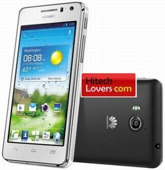 Ascend G615 Huawei Android Smartphone