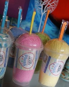Cute gift idea for the person who likes to crochet or Knit - Yarnshakes