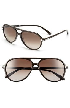 f2873c5c49e Tom Ford  Jared  58mm Sunglasses available at  Nordstrom Tom Ford Sunglasses
