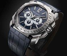 b480c196697 Bulgari cria edição especial de relógio para a Maserati Montre Maserati