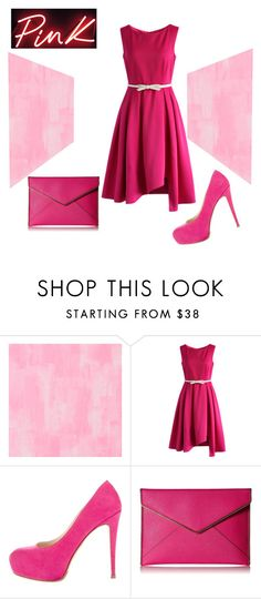 """""""Untitled #107"""" by maidasabic12 ❤ liked on Polyvore featuring Designers Guild, Chicwish, Brian Atwood and Rebecca Minkoff"""