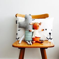 Online store softtoys, cushions & kidsroomdecor | kidsinterior | blog | nurserystyling | Mom of 2 | Dutch | Pinterest: Little loved ones