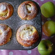 Lumache dolci alle mele. Condivisa da: http://blog.cookaround.com