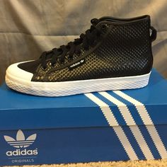Adidas honey mid w Never worn Adidas Shoes Sneakers