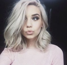 If you are searching for the best hairstyle for women in this season, your choice should be the beautiful medium haircuts. This haircuts will give you a trendy look. Let's have a look at these amazing hairstyles for medium hair types via our gallery. Hairstyles are one of the important parts of your overall look.
