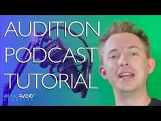 Adobe Audition CC Podcast Workflow - YouTube