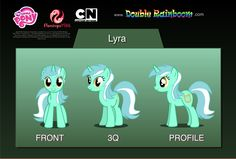 MLP - Lyra (Flash Pony Puppet Rigs)