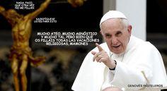 ÚLTIMA HORA Malestar en el Vaticano por la pérdida del sentido religioso original de la Pascua. El Papa y su Jefe, muy molestos.