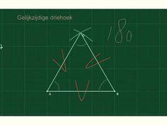 Wiskunde klas1, Bijzondere driehoeken - YouTube