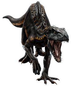 Jurassic World Fallen Kingdom: Indoraptor by sonichedgehog2