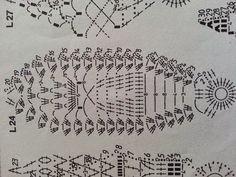 pisanki schematy – Anna S – Webová alba Picasa Crochet Ball, Thread Crochet, Crochet Motif, Crochet Stitches, Knit Crochet, Victorian Christmas Ornaments, Crochet Ornaments, Christmas Crochet Patterns, Irish Crochet