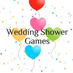 Although wedding shower games have been around for many years they are certainly very popular at present. Games add a fun element to your wedding...