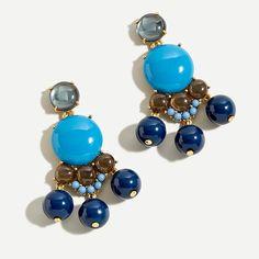 J.Crew: Fruit Salad Drop Earrings For Women Jewelry Accessories, Women Jewelry, Pearl Studs, Cocktail Rings, Gold Pendant, Women's Earrings, Jewelry Collection, Handmade Jewelry, Pendants