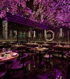 Tattu Restaurant and Bar - Contemporary Chinese Cuisine Japanese Restaurant Interior, Luxury Restaurant, Restaurant Lighting, Restaurant Interior Design, Cafe Interior, Cafe Restaurant, Restaurant Website, Chinese Restaurant, Bar Design Awards