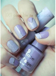 The idea for the nails :) #fashion #nails